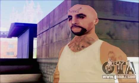 La Mara Salvatrucha Latino 2 for GTA San Andreas third screenshot