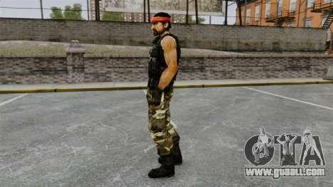 South American Guerilla terrorist for GTA 4 second screenshot