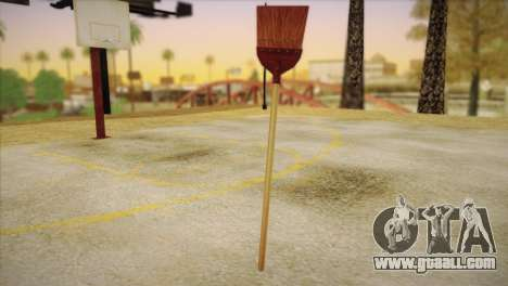 Broom for GTA San Andreas
