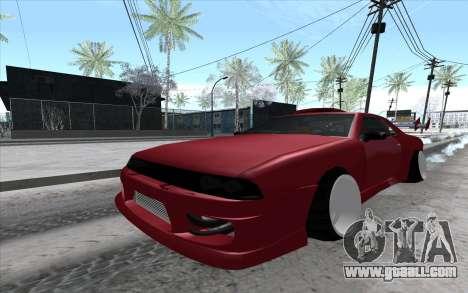 Tuned Elegy for GTA San Andreas