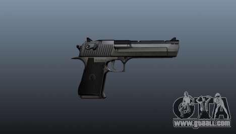 Desert Eagle Pistol for GTA 4 third screenshot