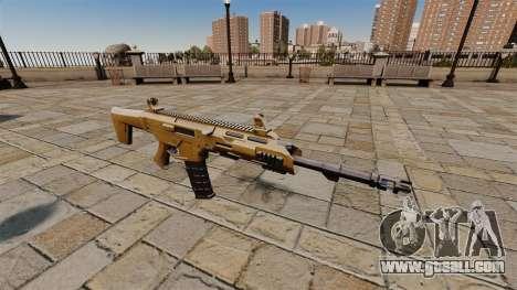 SMALL BUSINESS SERVER 5.56 assault rifle for GTA 4