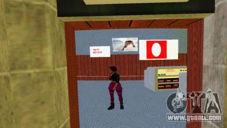 Mts Shop for GTA Vice City fifth screenshot