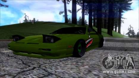 Nissan Onevia Shark for GTA San Andreas