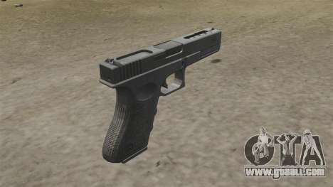 Auto Glock 18 c MW2 for GTA 4 second screenshot