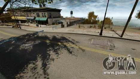 Supermoto track for GTA 4 forth screenshot