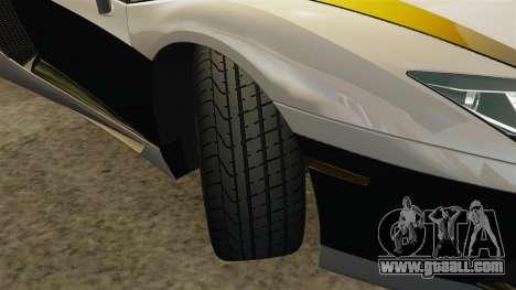 Lamborghini Aventador LP700-4 2012 v2.0 [EPM] for GTA 4 side view