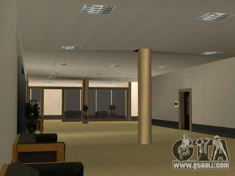 New textures Interior City Hall for GTA San Andreas eighth screenshot