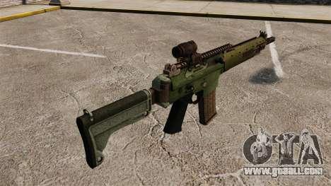 Automatic carbine Ak5C for GTA 4 second screenshot