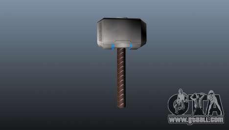 Thor's Hammer for GTA 4