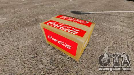 New logos on boxes for GTA 4 forth screenshot
