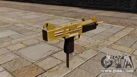 Uzi submachine gun for GTA 4 second screenshot