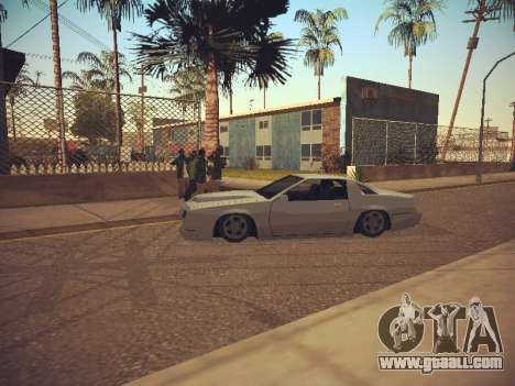 GTA SA Low Style v1 for GTA San Andreas forth screenshot