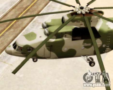MI-26 for GTA San Andreas right view