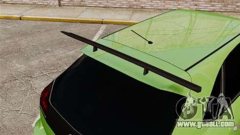 Extreme Spoiler Adder 1.0.7.0 for GTA 4 third screenshot