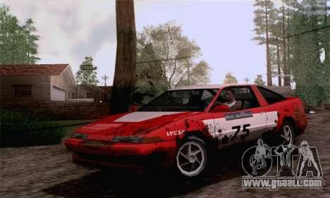 Uranus Rally Edition for GTA San Andreas