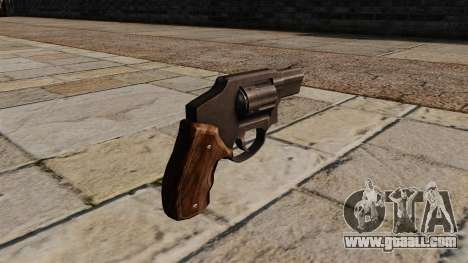 38 Special Snubnose revolver. for GTA 4 second screenshot