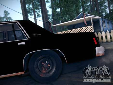 Ford LTD Crown Victoria 1985 for GTA San Andreas side view