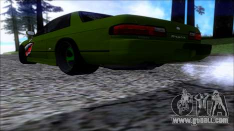 Nissan Onevia Shark for GTA San Andreas left view