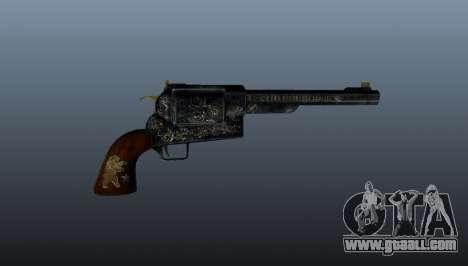 Revolver Ranger Sequoia for GTA 4 third screenshot
