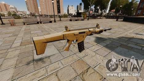 SMALL BUSINESS SERVER 5.56 assault rifle for GTA 4 second screenshot