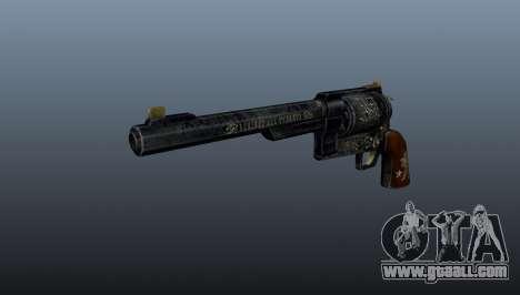 Revolver Ranger Sequoia for GTA 4