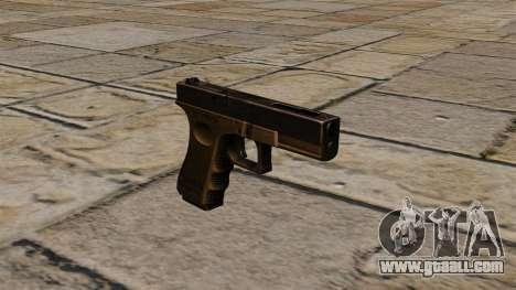 Auto Glock 18 c for GTA 4