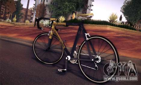 Colnago Ferrari CF3 v2 for GTA San Andreas