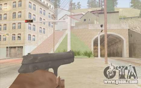 Stechkin Pistol for GTA San Andreas second screenshot