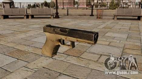 Glock self-loading pistol for GTA 4