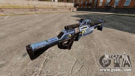 Mass Effect sniper rifle for GTA 4 second screenshot