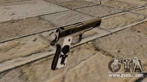 Pistol M1911 for GTA 4 second screenshot