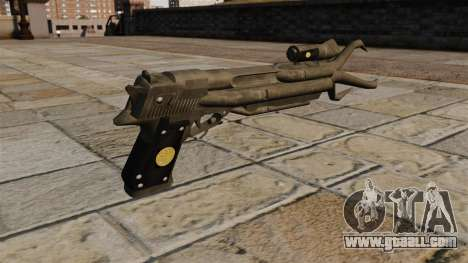 Gun maniac for GTA 4 second screenshot
