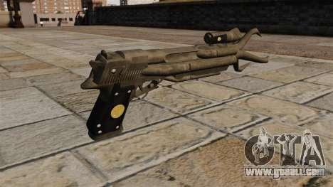 Gun maniac for GTA 4 second screenshot