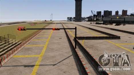 Airport RallyCross Track for GTA 4