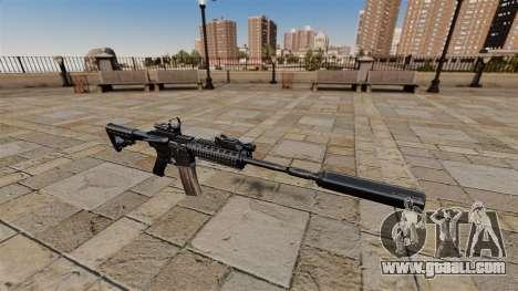 Automatic carbine M4A1 SOPMOD for GTA 4