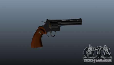 Revolver Python 357 6in for GTA 4 third screenshot