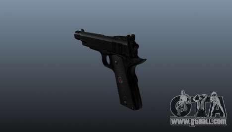 Colt Delta Elite Pistol for GTA 4 second screenshot