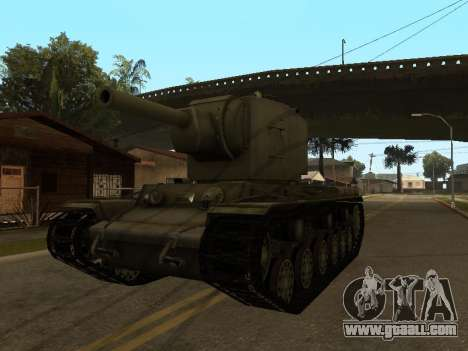 KV-2 for GTA San Andreas