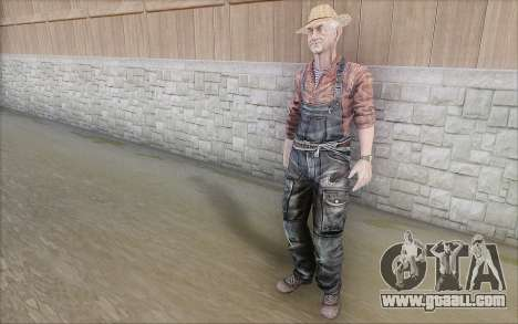 Farmer for GTA San Andreas forth screenshot