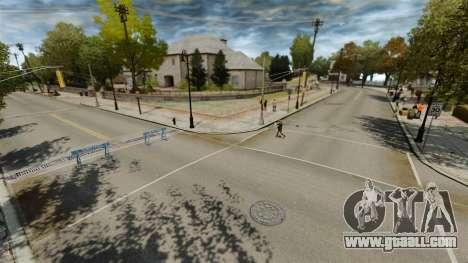 Supermoto track for GTA 4 third screenshot