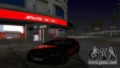 Mts Shop for GTA Vice City second screenshot
