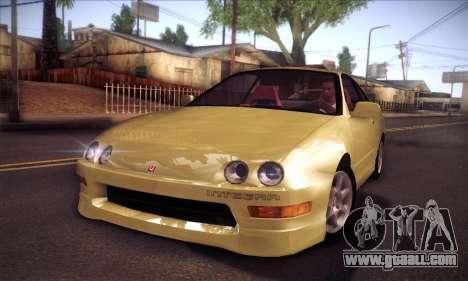 Honda Integra Drift for GTA San Andreas