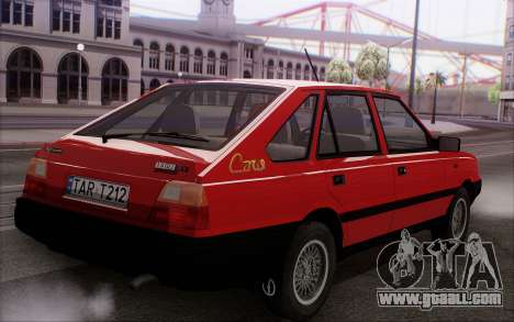 FSO Polonez Caro 1.4 GLI 16V for GTA San Andreas side view