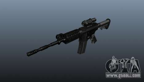Spike's M4 Carbine for GTA 4