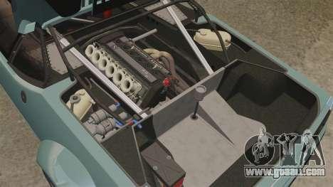 BMW M1 [EPM] for GTA 4 side view
