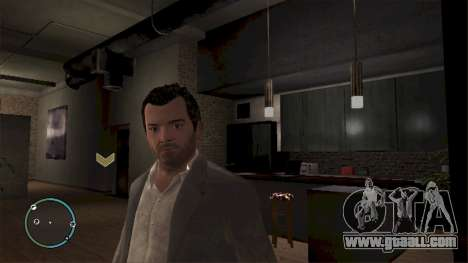 Michael De Santa from GTA V for GTA 4