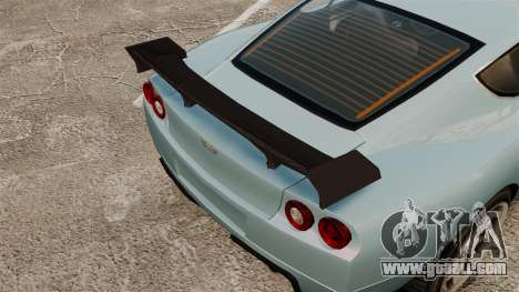 Extreme Spoiler Adder 1.0.4.0 for GTA 4 sixth screenshot