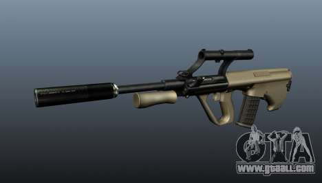 Steyr AUG automatic rifle for GTA 4