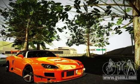 Honda S2000 Amuse GT1 for GTA San Andreas